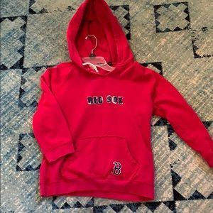 Tops - Boston Red Socks Hoodie